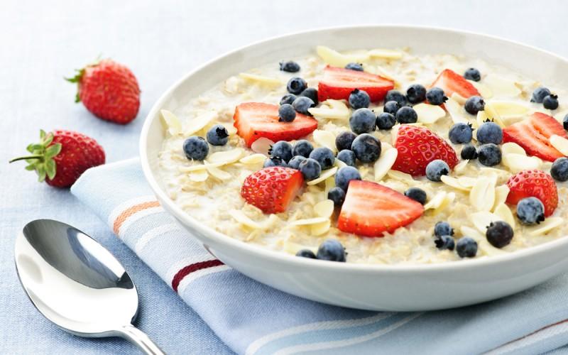 Receta: desayuno saludable 'express'