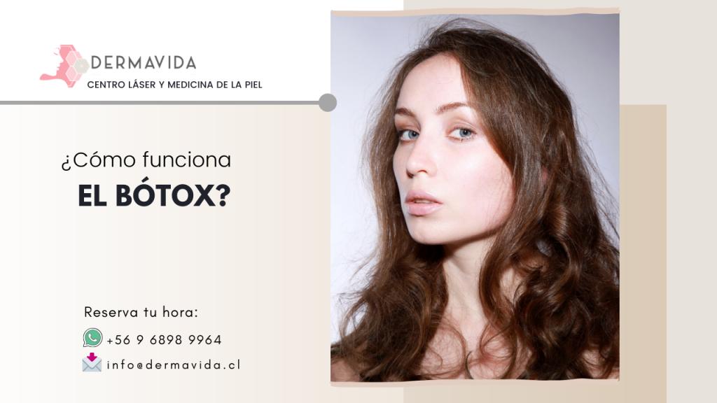 Cómo funciona el botox